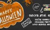 Na Trgu mladih u subotu Halloween kids party