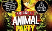 "U petak u Secret Clubu Brčko prvi put na ovim prostorima ""SMIRNOFF ANIMAL PARTY"""
