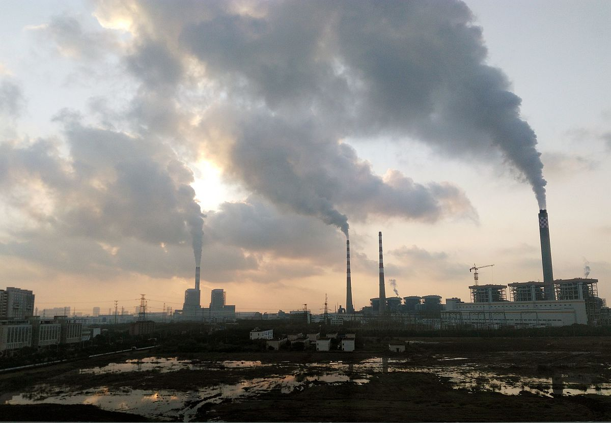 Jiangsu Nantong power station