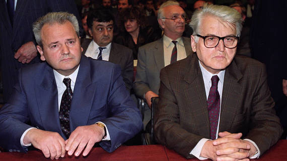 milosevic cosic epa 3