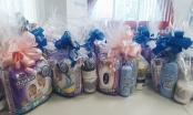 Povodom 8.marta Aktiv žena SP uručio pakete za bebe porodiljama u brčanskoj Bolnici