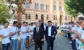Šefik Džaferović poslao poruku iz Brčkog: SDA se nikada neće umoriti u izgradnji cjelovite i demokratske BiH /FOTO/