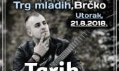 Brčaci u akciji: Tarik Hukičević & Band na Trgu mladih