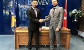 Damir Bulčević u Sarajevu razgovarao o učešću turskih investitora na ovogodišnjem Biznis forumu Brčko