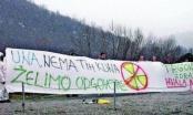 U Bosanskom Novom ogorčeni: Hrvatska će odlagati radioaktivni otpad na samoj granici s BiH