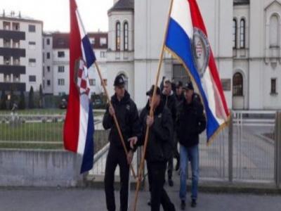 Brčko: Veterani HVO-a krenuli pješice u Vukovar