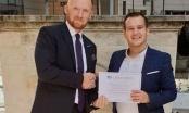 Brčak Jasmin Šabanović dobitnik jedne od najprestižnijih svjetskih stipendija