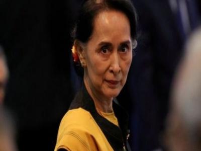 Liderki Mijanmara Aung San Suu Kyi oduzeta prestižna nagrada Amnesty Internationala