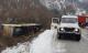Dvoje poginulih i više povrijeđenih osoba u prevrtanju autobusa kod Nevesinja