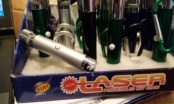 Laserski pokazivači i pištolji igračke povlače se sa bh. tržišta