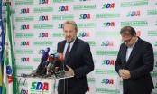 Izetbegović: Nismo se dogovorili, Bh. blok ne želi sa SDA, HDZ-om i SNSD-om