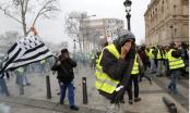 """Jake policijske mjere u Parizu, tokom protesta """"žutih prsluka"""" uhapšena 481 osoba"""