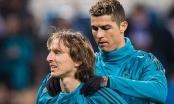 """Ronaldova porodica popljuvalja Modrićevu Zlatnu loptu: """"Mafija i kur…. sinovi"""""""