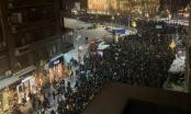 Rijeke ljudi u Beogradu: Fascinantni prizori masovnih protesta