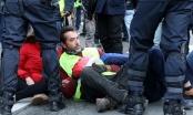 Za 30 dana protesta u Francuskoj privedeno 4.570 osoba, za 216 određen pritvor