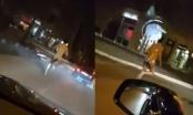 Čudna jada od Mostara grada: Muškarac snimljen kako go trči ulicama /VIDEO/