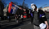 Završeni protesti u Beogradu, Obradović traži da uhapšene puste sutra do 15 sati