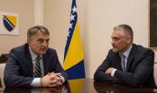 Čedomir Jovanović postao savjetnik Željka Komšića u Predsjedništvu BiH