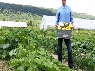Liječnik napustio praksu kako bi osnovao farmu i liječio hranom