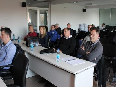 Prezentacija Akcionog plana za smanjenje neprihodovane vode u vodovodnom sistemu Brčko distrikta BiH