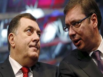 Vučić za danas najavio veliki miting, u Beograd kao podrška stiže i Dodik