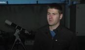 Džan Jašarević lovac na zvijezde i planete (VIDEO)