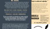 Koordinacija boračkih udruženja Armije RBiH Brčko raspisuje nagradni konkurs za najbolji literarni rad