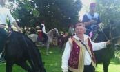 """Ispraćeni brčanski konjanici ispraćeni na kulturno- vjersku manifestaciju """"Ajvatovica"""""""