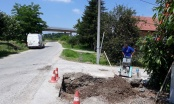 Brčko: Otvoreno gradilište za vodovodnu mrežu u MZ Brod