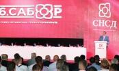 Dodik ponovo izabran za predsjednika SNSD-a, drugog kandidata nije bilo