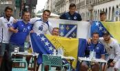 Torino u bojama reprezentacije BiH, Zmajevi će večeras imati veliku podršku
