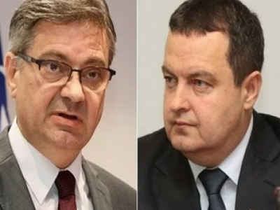 """Zvizdić: Dačić lažno optužuje, Bošnjaci nikada nisu tražili """"muslimansku Bosnu"""""""