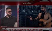 Brčak Mirza Dervišević: Lakše mi pisati pjesme na engleskom (VIDEO)