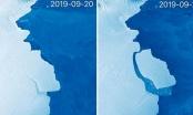 Ledeni brijeg težak više od 315 milijardi tona se odvojio od Antarktika