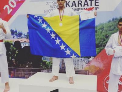 Redžep Brkić iz Brčkog osvojio zlatnu medalju na svjetskom prvenstvu
