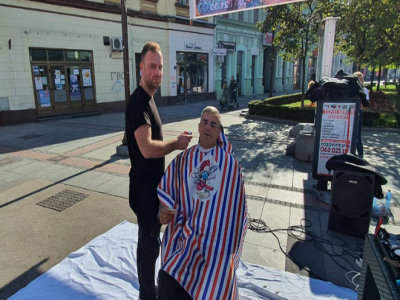 District Team: Brčaci izađite danas na Trg i ošišajte se kako bi donirali novac za školsku užinu