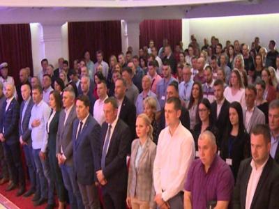 Uroš Vojnović predsjednik Ujedinjene Srpske u Brčkom (VIDEO)