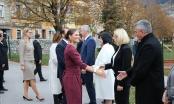 Gradonačelnik Milić s princezom Viktorijom i princom Danijelom od Švedske