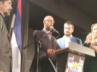 Srbijanski glumci odbili nastupiti u Nevesinju zbog obilježja Vojske RS