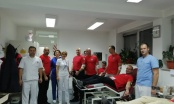 Članovi Gorske službe spašavanja Brčko dobrovoljno dali krv