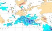 Satelitski snimci otkrivaju kakav nas čeka novembar: Stižu obilne padavine