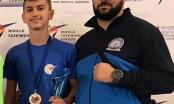 Brezopoljac Sejdo Huremović osvojio zlato na evropskom takmičenju u tekwandou