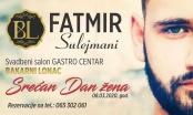 """""""GASTRO CENTAR - BAKARNI LONAC"""" za 8. mart organizuje koncert Fatmira Sulejmanija"""