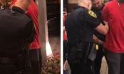 Na viralnom videu hapšenja nije FBI agent (VIDEO)