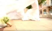 Kamere snimile mladu iz Bejruta koja pozira u vjenčanici u momentu eksplozije (VIDEO)