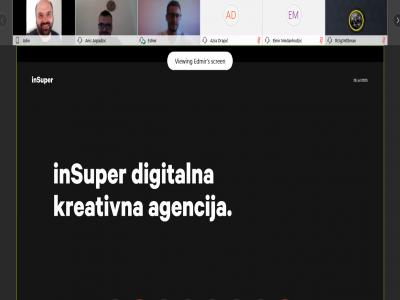 Studenti eMPIRICE lansirali vlastitu digitalnu agenciju