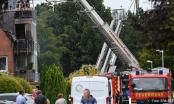 Avion pao na stambenu zgradu u Njemačkoj, poginule tri osobe (VIDEO)