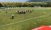 Pogledajte masovnu tučnjavu nogometaša u BiH na prijateljskom susretu