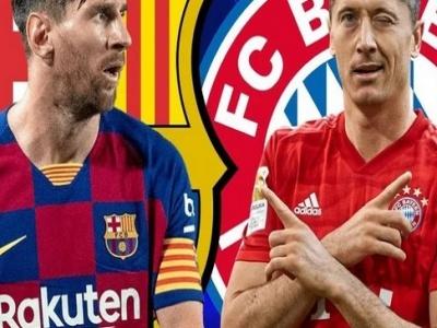 Sve spremno za spektakl: Messi spašava sezonu Barceloni, Bayern želi zaploviti ka tituli
