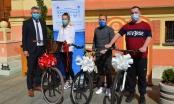 Evropska sedmica mobilnosti: Nemanja, Ismail i Matea iz Brčkog dobili po biciklo